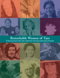 Remarkable Women of Taos Book Cover
