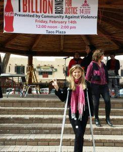 Dora E. McQuaid, One Billion Rising